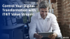 Control Your Digital Transformation with IT4IT Value Streams