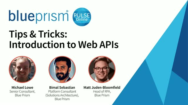 Tips & Tricks: Introduction to WebAPIs