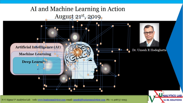 AI and Machine Learning in Action