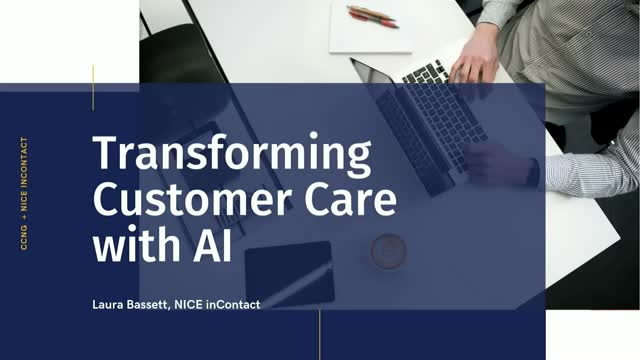 Transforming Customer Care with AI