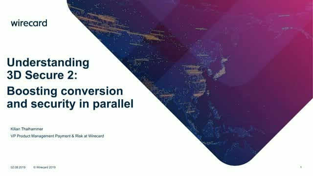 Understanding 3D Secure 2: Boosting conversion and security in parallel