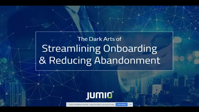 The Dark Arts of Streamlining Onboarding & Reducing Abandonment