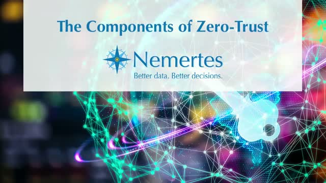 The Components of Zero Trust