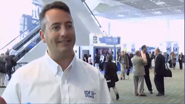 Discover Intel Mission Critical Platforms at IDF 2011