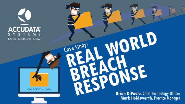 Case Study: Real World Breach Response