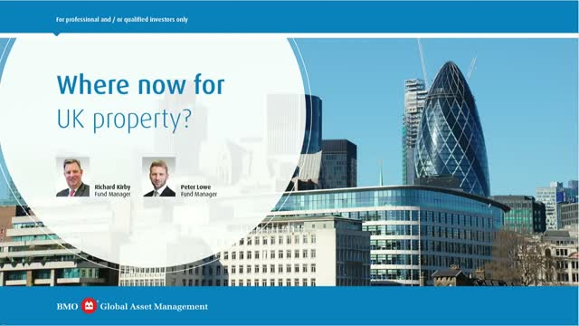 Where now for UK property?