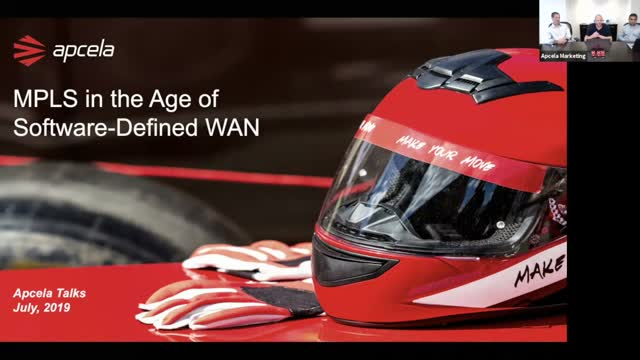 Apcela Talks | MPLS in the Age of Software-Defined WAN