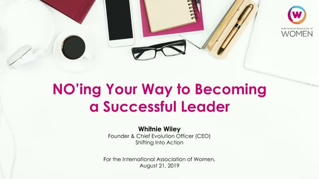 NO'ing Your Way to Being a Successful Leader