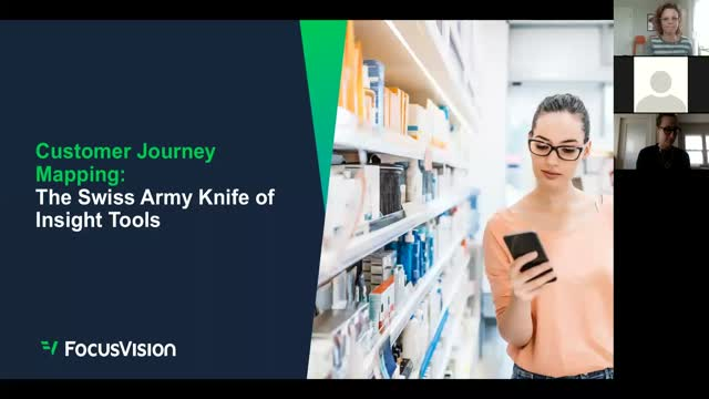 Customer Journey Mapping: The Swiss Army Knife of Insights Tools