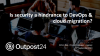 Is Security a Hinderance to DevOps