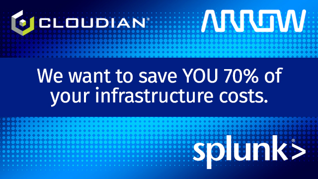 We want to save YOU 70% of your infrastructure costs.