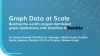 Webinar  |  Graph Data at Scale: Lessons from Building the World's Largest Distr