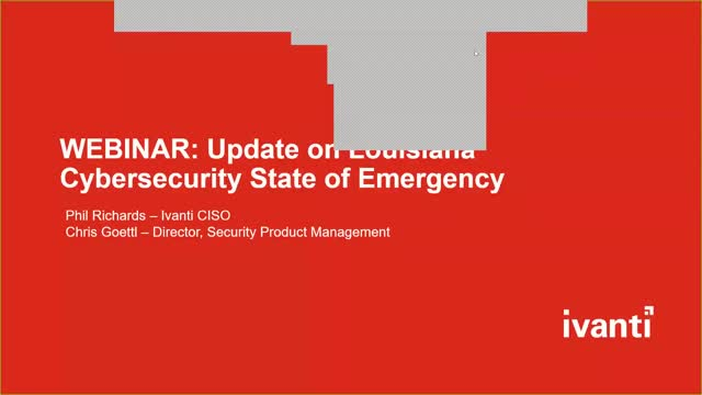 Live Updates on the Cybersecurity State of Emergency and CapitalOne Hack