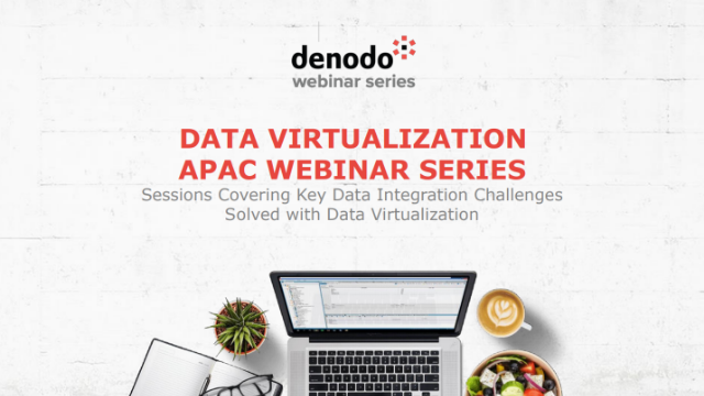 The Role of Data Virtualization in an API Economy (APAC)