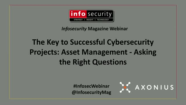 The Key to Successful Cybersecurity Projects: Asset Management