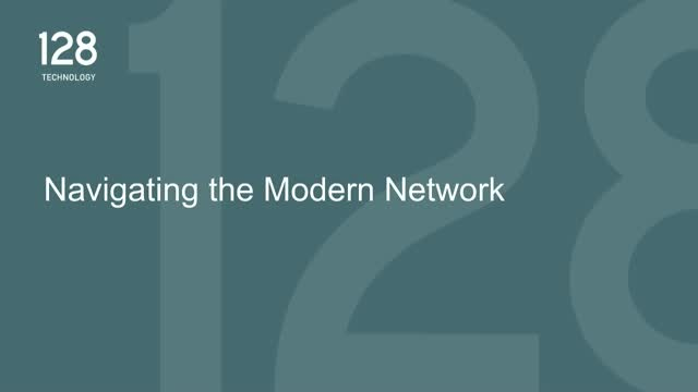 Network Trends: Navigating the Modern Network