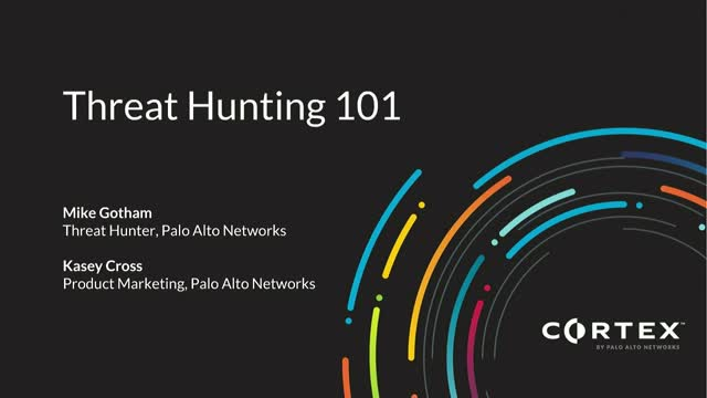 Threat Hunting 101