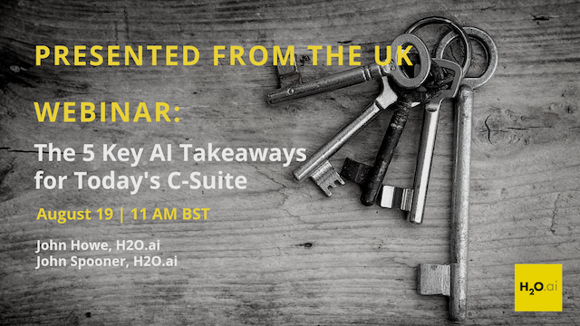 The 5 Key AI Takeaways for Today's C-Suite (Presented from the UK)