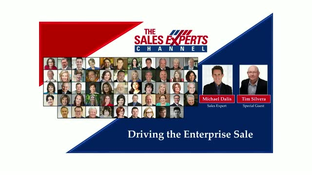 Driving the Enterprise Sale