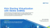 Kick Starting Virtualization with Mettle 2vBNG