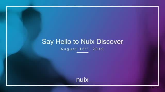 Say Hello to Nuix Discover