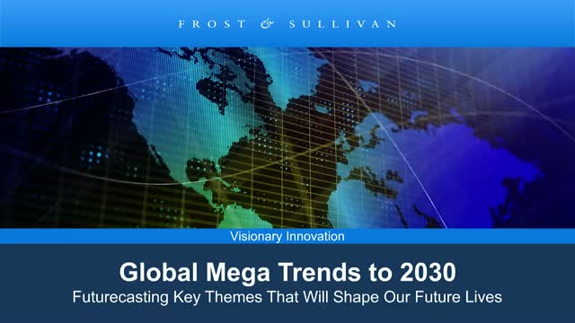 Our World in 2025-2030: Top 12 Transformational Shifts to 2030
