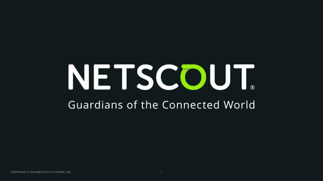 NETSCOUT Threat Intelligence Report 1H 2019: Cybercrime's Innovation Machine