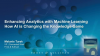Enhancing Analytics with Machine Learning: How AI is Changing the Knowledge Game