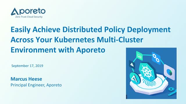 Easily Achieve Distributed Policy Deployment Across Your Kubernetes Multicluster