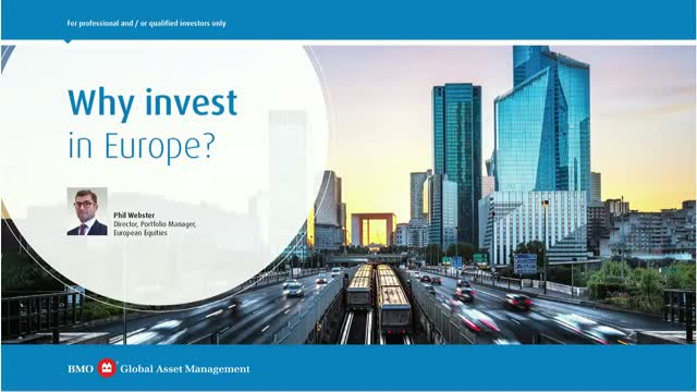 Why invest in Europe?