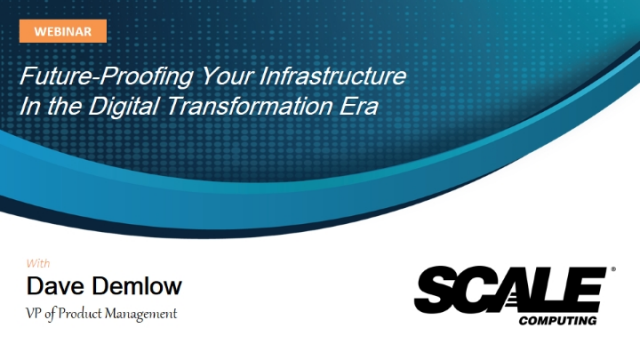 Future-Proofing Your Infrastructure in the Digital Transformation Era