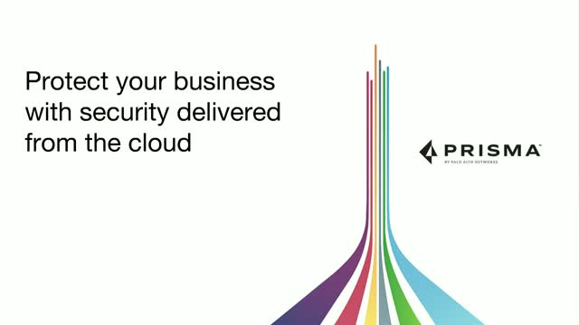 Protect your business with Security delivered from the cloud