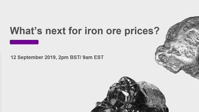 What's next for iron prices?