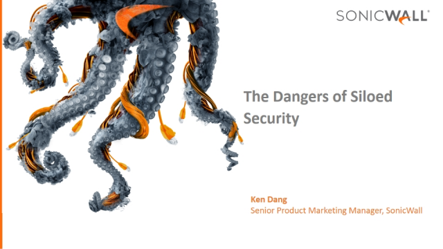 The Dangers of Siloed Security