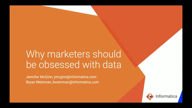 Why Marketers Should Be Obsessed with Data