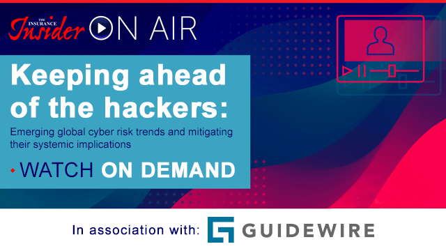 The Insurance Insider On Air | Keeping ahead of the hackers