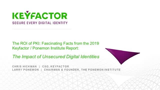 The Impact of Unsecured Digital Identities