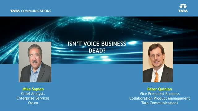 Podcast: Isn't Voice Business dead?
