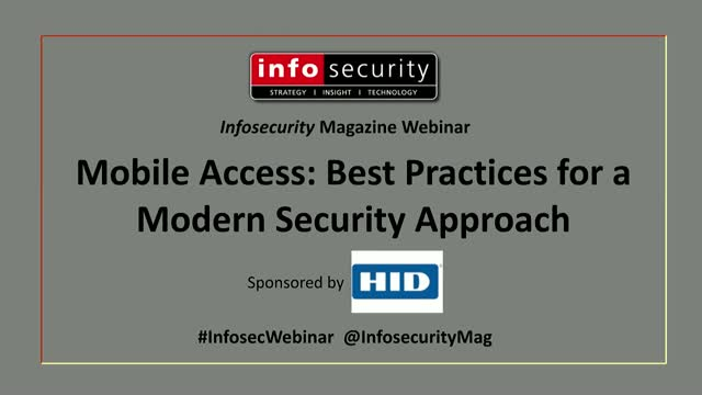 Mobile Access: Best Practices for a Modern Security Approach