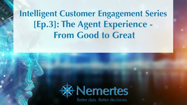 ICE [Ep 3]: The Agent Experience - From Good to Great