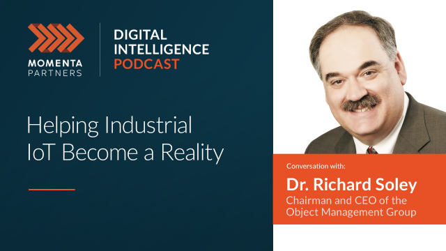 Top 5 Podcasts: Helping Industrial IoT Become a Reality with Dr. Richard Soley