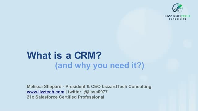What's a Customer Relationship Management (CRM) system (and why do you need it)?