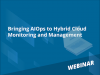 Bringing AIOps to Hybrid Cloud Monitoring and Management