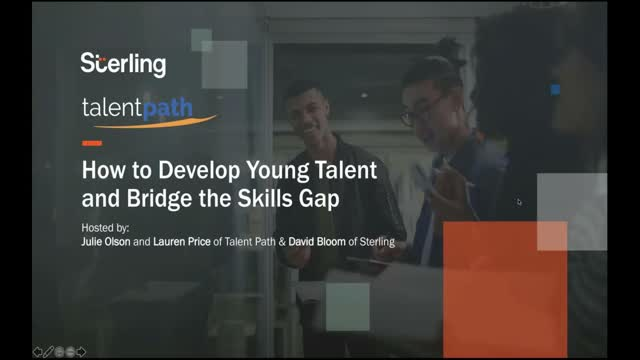 How to Develop Young Talent and Bridge the Skills Gap