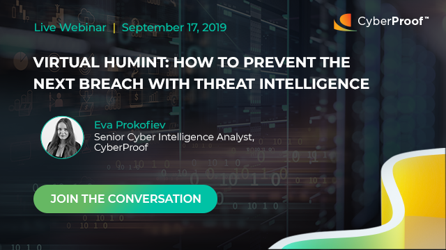 Virtual HUMINT: How To Prevent The Next Breach With Threat Intelligence