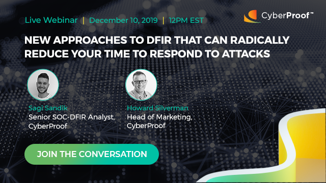New Approaches To DFIR That Can Radically Reduce Your Time To Respond to Attacks