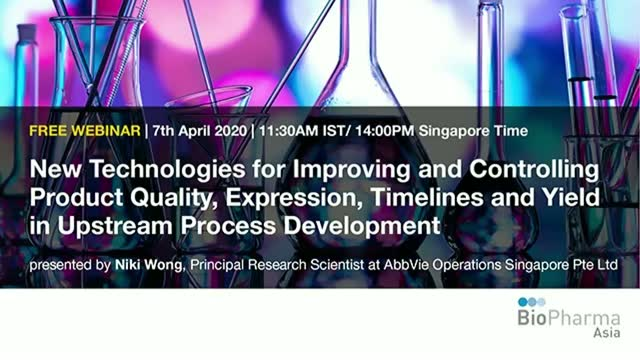 New Technologies for Improving and Controlling Product Quality, Expression, Time