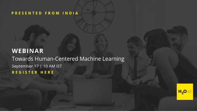 Towards Human-Centered Machine Learning