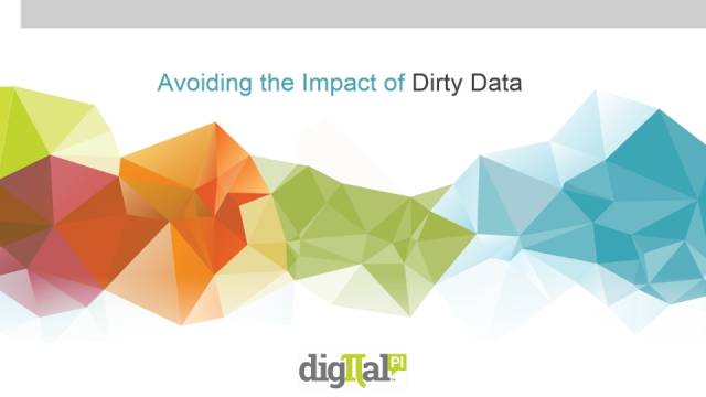 Avoiding the Impact of Dirty Data