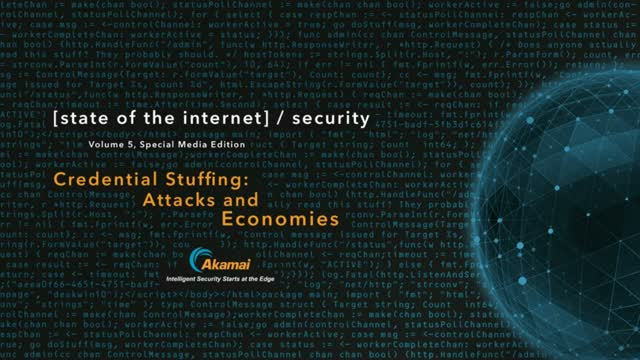 [state of the internet]/security Credential Stuffing: Attacks and Economies